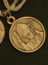 Paus Johannes Paulus II medaille 2 cm