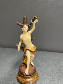Sebastiaan van Rome, 15 cm , resin (8)