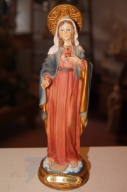 .Maria H.H. resin 22 cm hoog