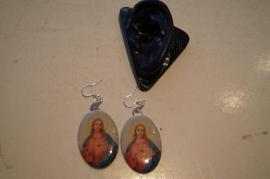 Oorbellen Jezus Heilig Hart