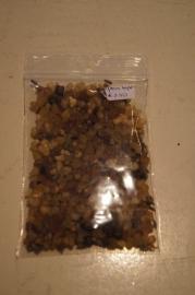 Korrel wierook, Gloria Bright 25 gram