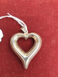 Zilver (925) hart, 5 cm