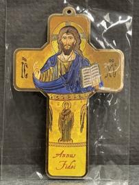 Kruisje, Jaar van het geloof, 13 x 8 cm (8)
