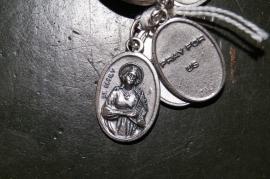 Devotie medaille Cecilia 2 cm