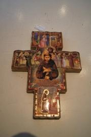 Franciscus kruis 20 cm