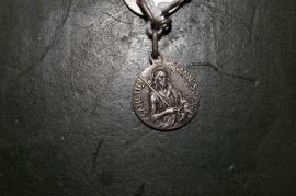 Medaille Johannes de Doper 1.5 cm