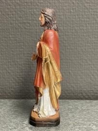 Jezus Heilig Hart, resin, 12 cm, (2)