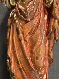 Jezus Heilige Hart beeld, gips, 42 cm, 1900 (0)