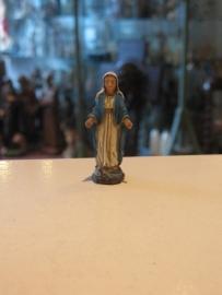 Maria OLV Wonderdadige / Miraculeus 6 cm resin