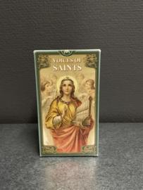 Voices of Saints,  Tarotkaarten (8)