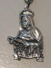 Sleutelhanger Heilige Rita