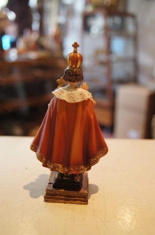 Kindje Jezus van Praag, resin, 12 cm