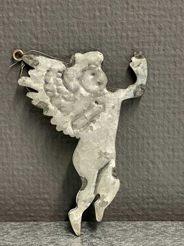 Engel, tin, 10 cm (0)