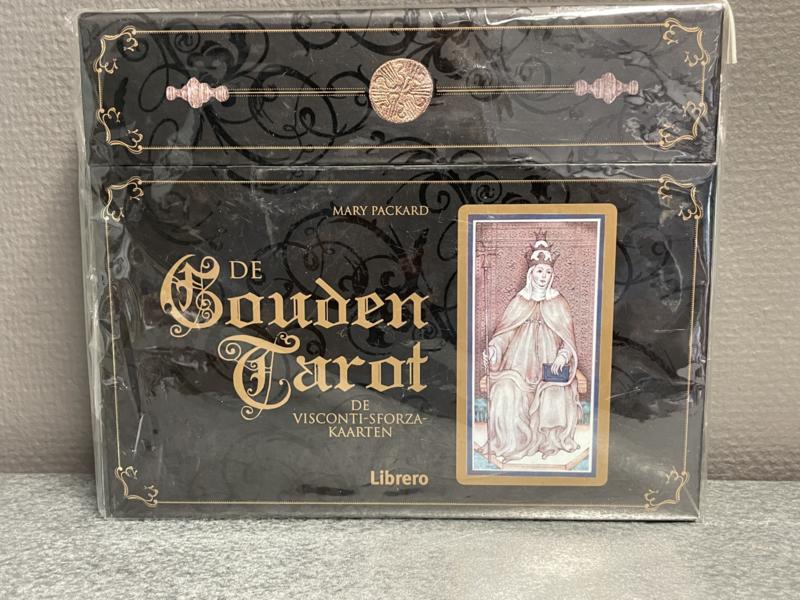 De Gouden Tarot, de Visconti-Sforza kaarten (10)