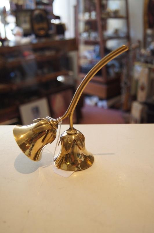 Altaar bel / schel, messing 15 cm, handbel (5)