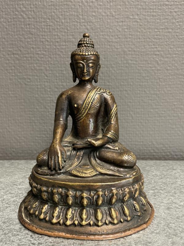 Boedha, brons, 15 cm (7)
