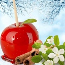 Wintery Candy Apple