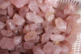 Edelsteenolie Rose Quartz 10ml INCI Water (Aqua), glycerine, Xanthaangom, kwartspoeder Bio