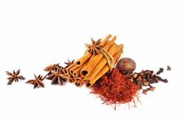 Saffron&sandelwood