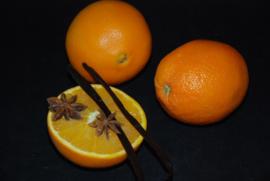 Vanille &  sinaasappel va 10ml