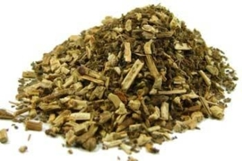 Patchouliblad gesneden va 25 gr