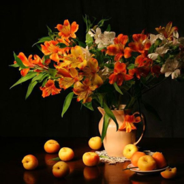 Apricot Freesia BB1852