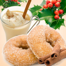 Christmas cinnamon doughnuts va 10ml