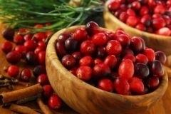 Jewelled Cranberry