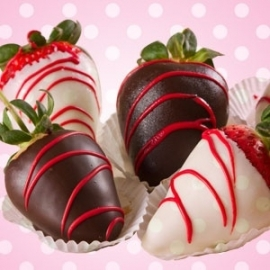 Chocolate Covered Strawberries BESTSELLER!