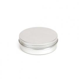 Rond tinware 100ml . Afm 81x27mm