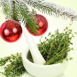 Christmas Thijm