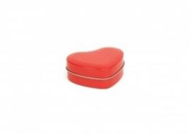 Hartvormig tin rood 50ml
