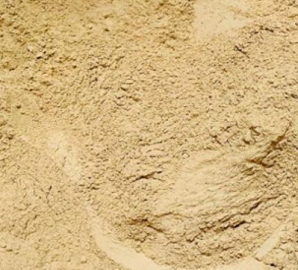 Gele aarde 50gr  INCI: Illite