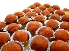 Chocolade Truffle like Comptoir Sud Pacifique Amour de cacao