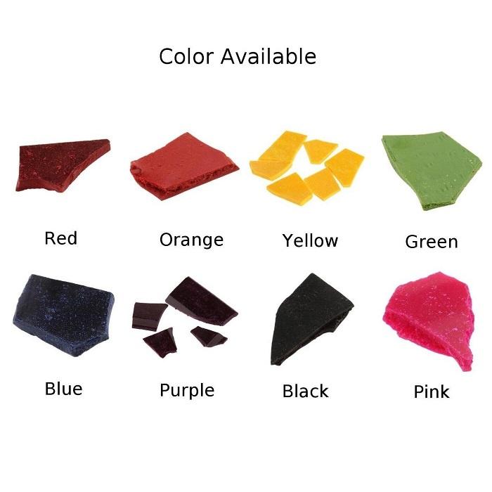 Soyawax en kaarsen kleurstof  27 kleuren