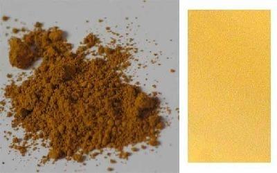Oxide geel CI 77492  10gr.