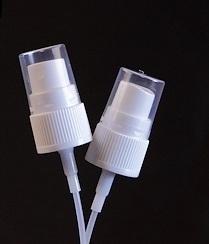 Verstuiver met cap voor 10ml/30ml/50ml/100ml flesjes
