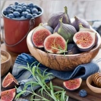 Fig and Snowberrys