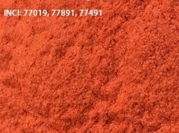 MICA saffron INCI C>I. 77019/77891/77491 va 10 gr