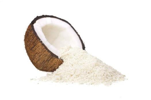 Cocosmelkpoeder va 50grINCI: Coconut (Cocos Nucifera) Melkpoeder
