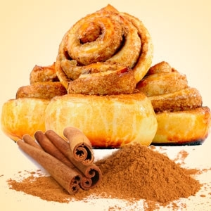 Cinnamon Buns Bestseller!