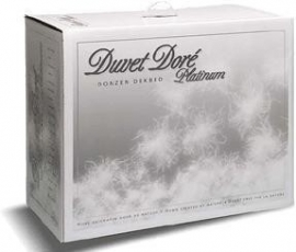 Duvet Dore Platinum dons Winter PLus dekbed