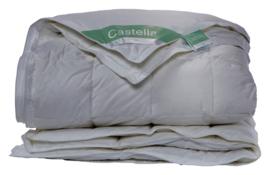 Castella Wega 4 seizoenen dekbed-90 % dons