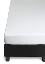 Beddinghouse hoeslaken jersey met Lycra  tbv topper met split