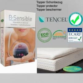 B-Sensible Topper Matras beschermer|Hoeslaken