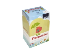 Polydaun Pimpernel 4 seizoenen kinderdekbed