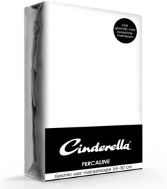 Cinderella Basic percaline hoeslaken katoen