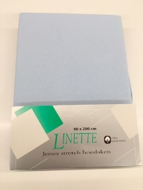 Linette Jersey hoeslaken t.b.v. matras