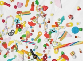 Snurk Candy Blast dekbedovertrek