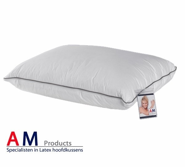 AMproducts Eminent natural latex/down pillow